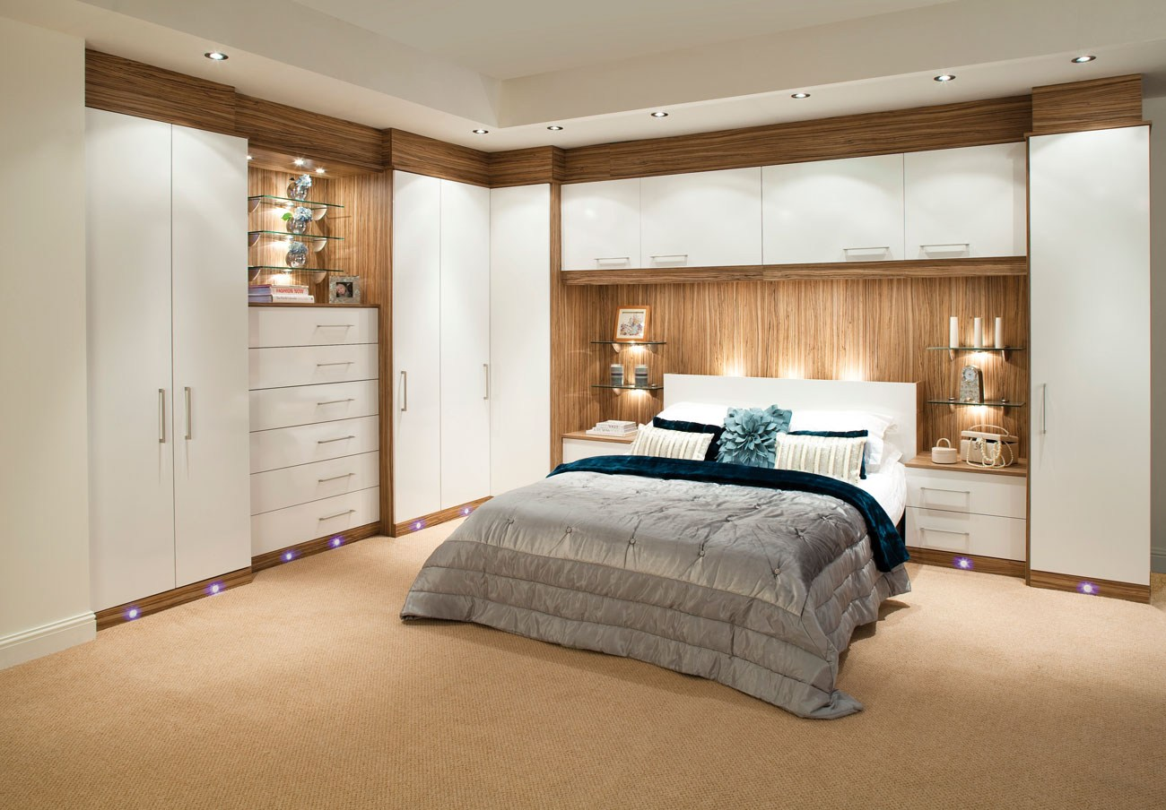 Amazing Bedroom Marvelous Design For Built In Wardrobes And All In Natural Fiber fitted bedroom furniture small rooms