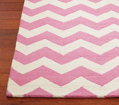 Amazing Chevron Wool Rug pbkids 5x8 300 Baby Girl RoomsGirls. 17 Best images about girls bedroom rugs
