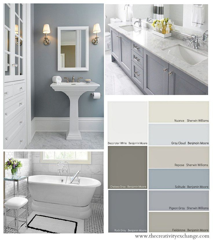 Amazing Choosing Bathroom Paint Colors for Walls and Cabinets paint colors for bathrooms