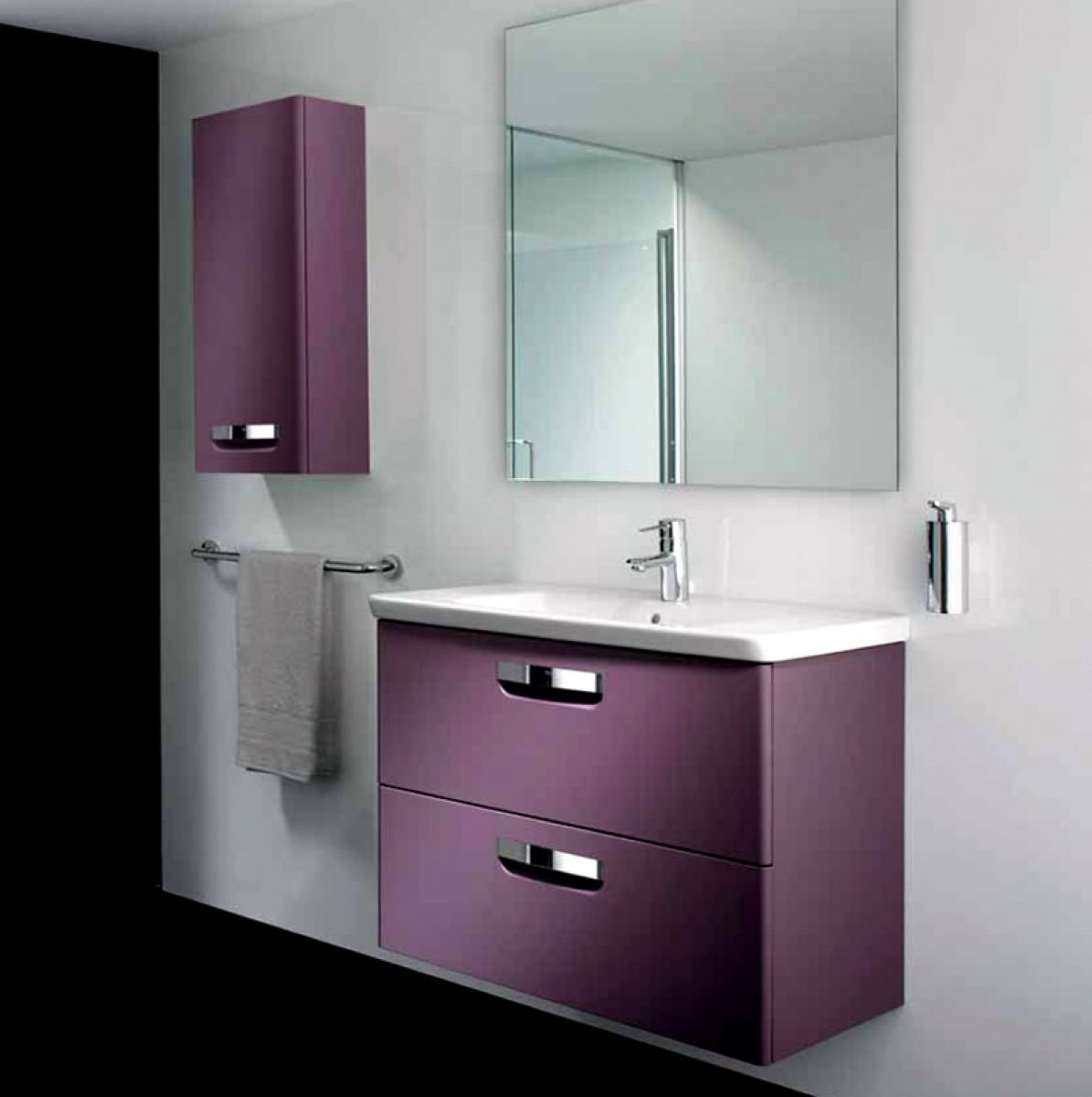 Amazing Click image to zoom roca bathroom furniture