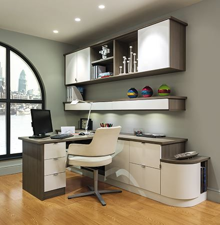 Amazing Contemporary Home Office Fitted Furniture - Neville Johnson contemporary home office furniture