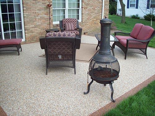 Amazing ... Decor Rubber Floor Tiles Rubber Floor Tiles Patio And Patio Flooring patio flooring options