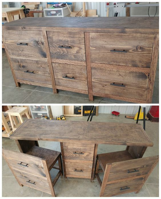 Amazing DIY Reclaimed Wood Furniture: Pallet To Furniture reclaimed wood furniture