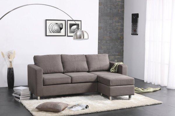 Amazing Dorel-Asia-Microfiber-Sectional-Sofa cool sectional sofas