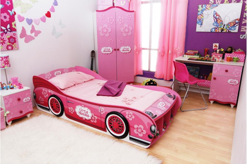 Amazing Image of: Toddler Princess Bedroom Set princess bedroom set
