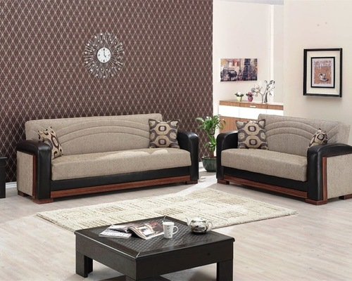 Amazing Julia Modern Sofa Set in Dehan Beige - $1204.00 - Living Room Furniture modern sofa sets