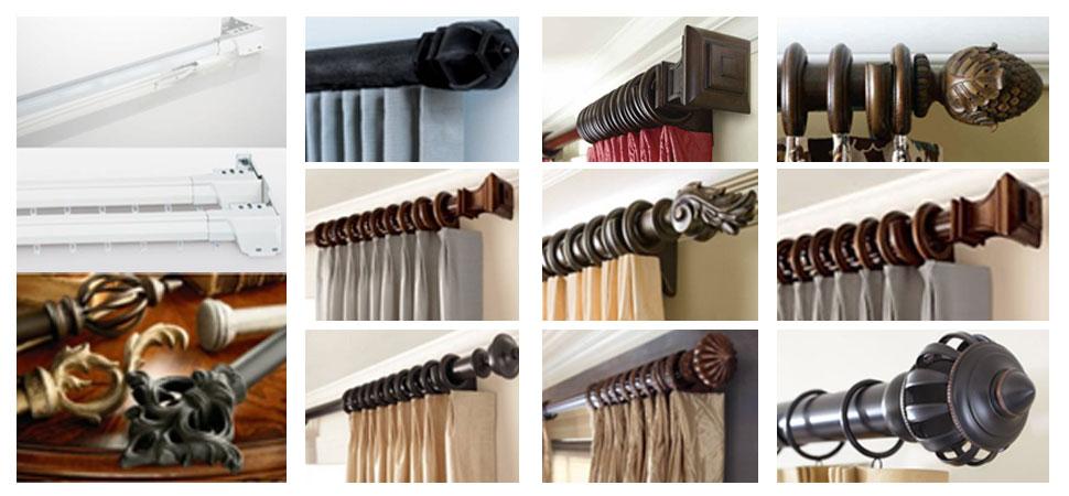 Amazing KIRSCH HARDWARE Ι curtain rods u0026 drapery hardware custom drapery rods