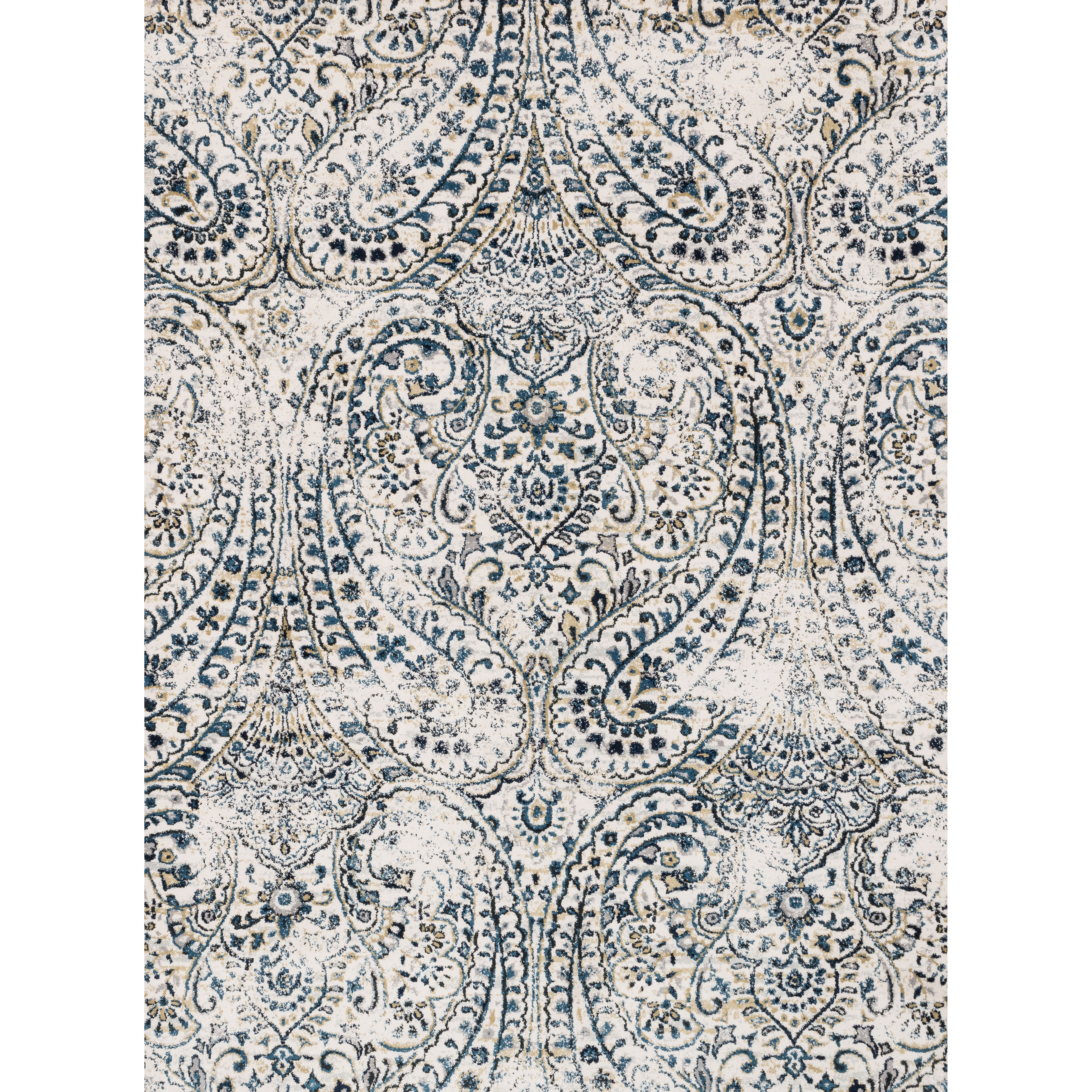 Amazing Loloi Rugs Torrance Ivory/Indigo Area Rug loloi area rugs