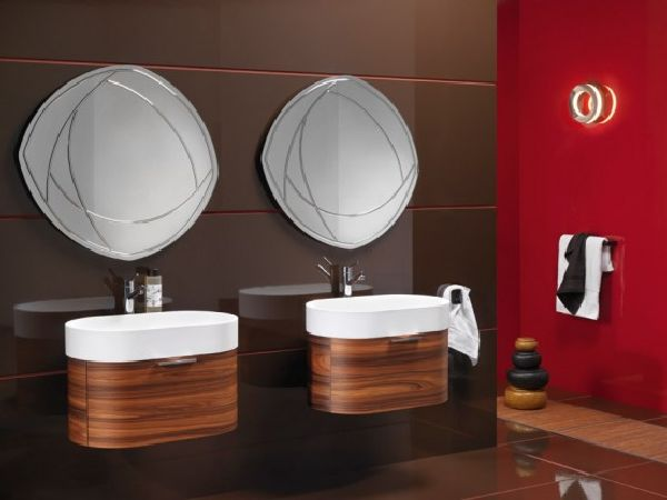 Amazing Modern Bathroom Vanities And Unique Dressing Mirror For Small Es By Regia