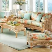 Amazing Natural Mauna Loa Furniture Set sunroom furniture sets