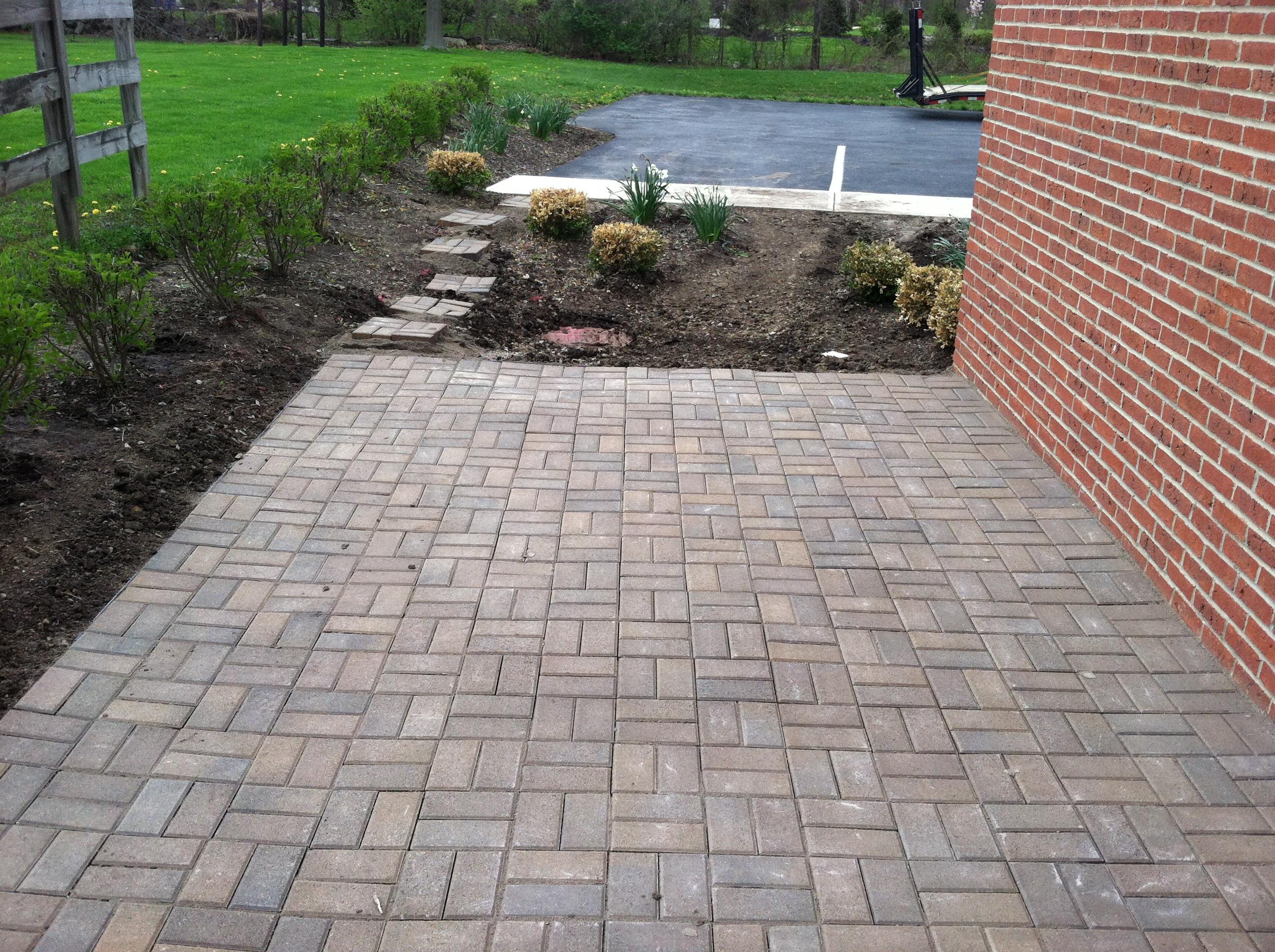 Amazing Paver Stone Patio patio paving stones