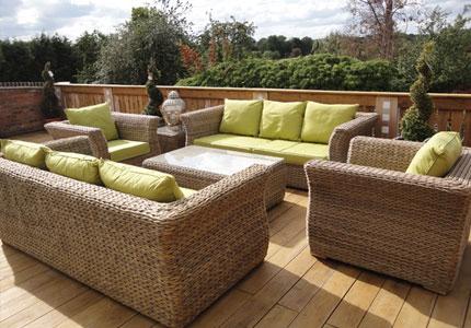 Amazing Rattan Garden Sofa Sets For Classy Carehomedecor rattan garden sofa