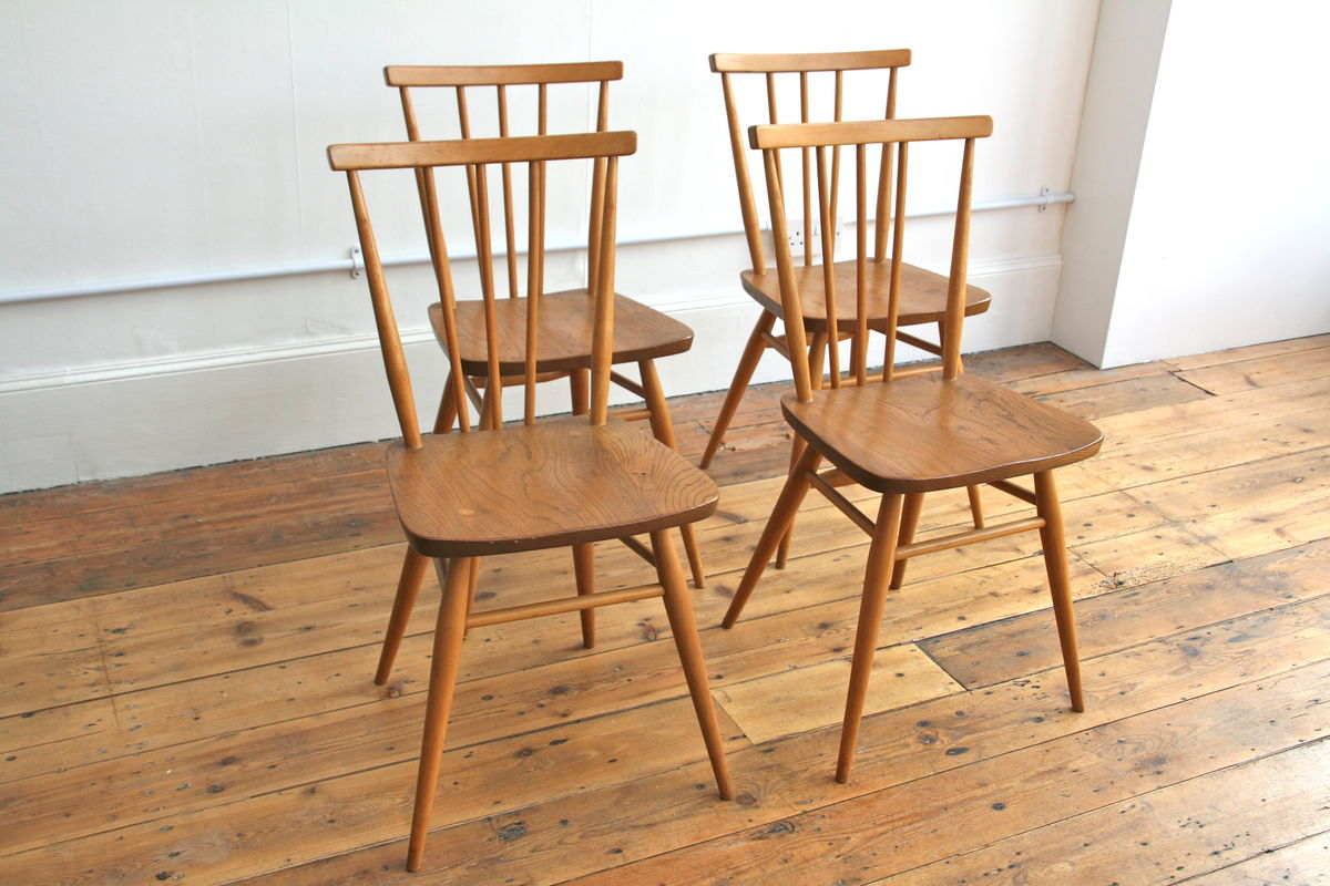 Amazing Second Hand Ercol Sofa And Chairs Sofa Krtsy vintage ercol dining chairs