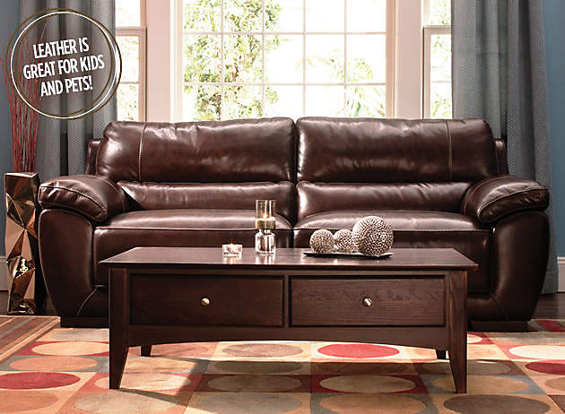 Amazing Shop: Leather Sofas » luxury leather sofas
