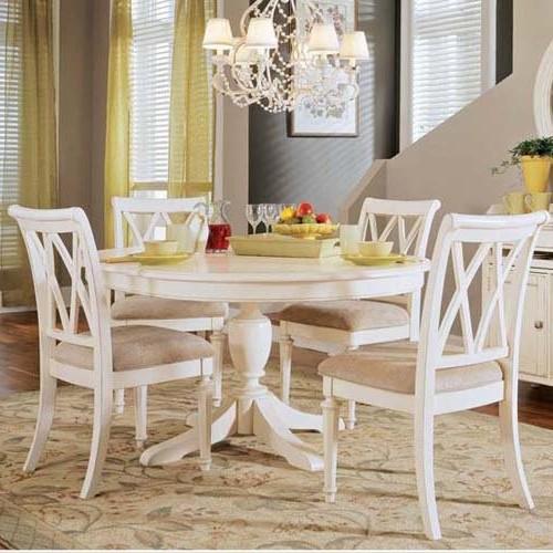 Amazing Simple Decoration White Round Dining Table Set Startling Round In White white round dining table set