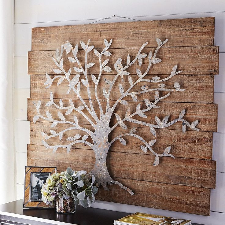 Amazing Timeless Tree Wall Decor | Pier 1 Imports metal tree wall decor