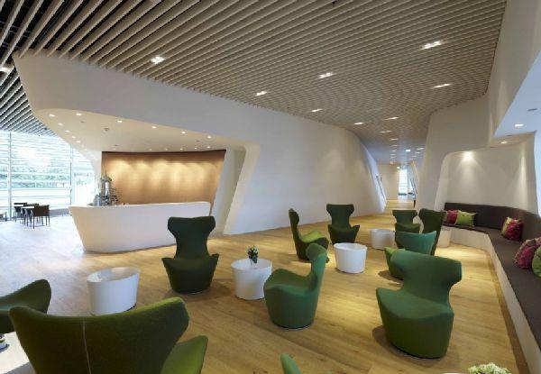 Amazing VIP WING Lounge lounge modern design