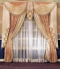 Amazing waterfall valance · Curtain StylesCurtain DesignsValance ... waterfall valance window treatments