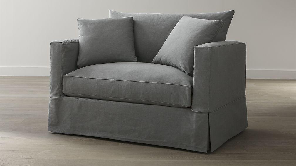Amazing Willow Twin Sleeper Sofa ... twin sleeper chair and a half