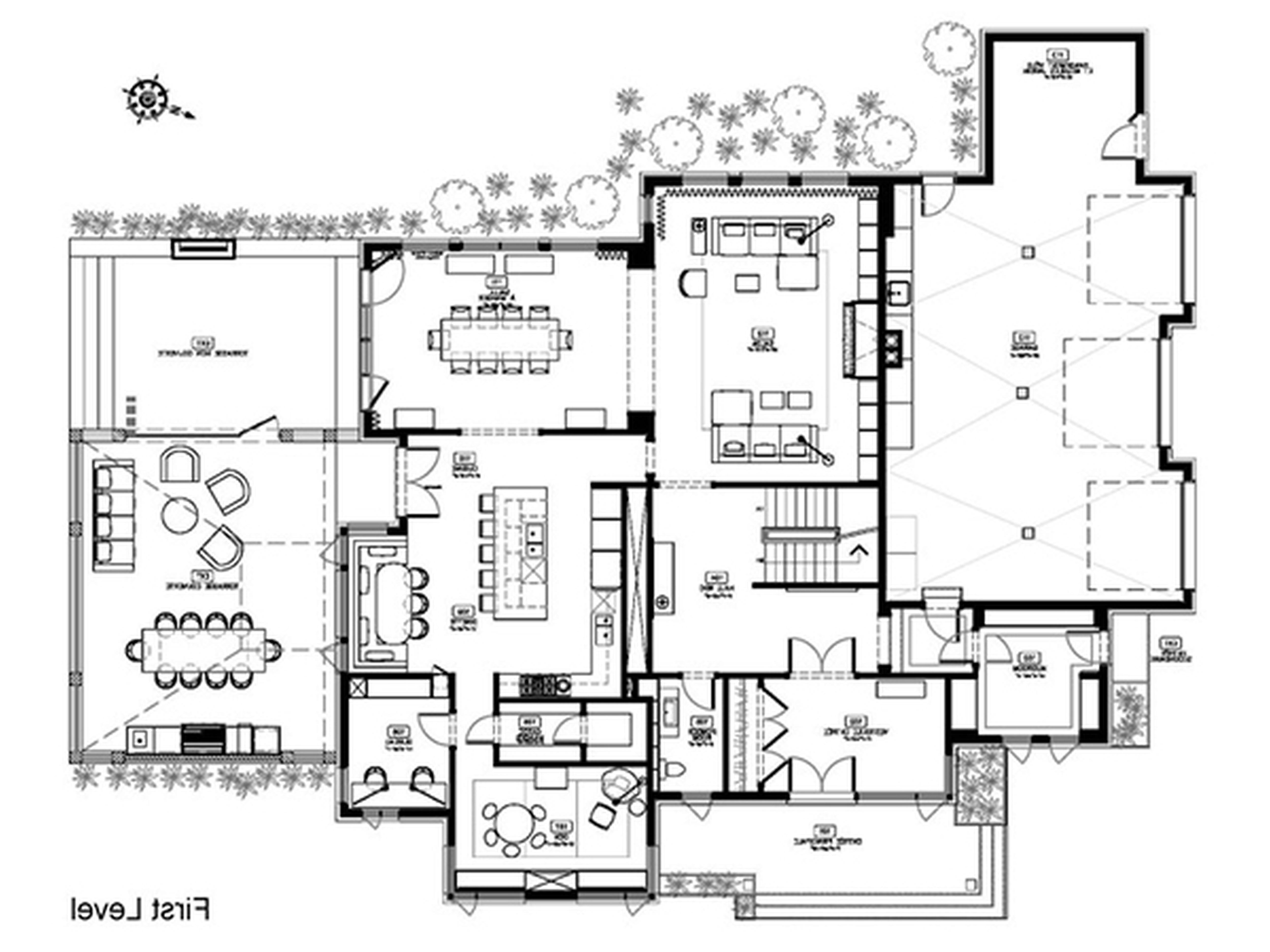Stunning Arabic House Plans Architecturearts. architect ... architectural house plans and designs