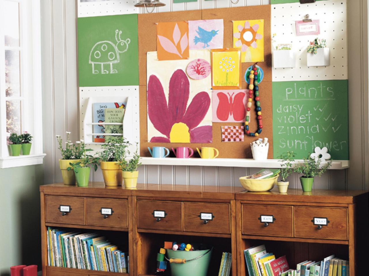 Awesome 10 Decorating Ideas for Kidsu0027 Rooms kids room decorating ideas