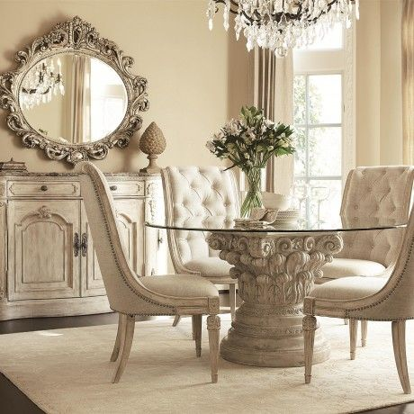 Awesome 25+ best ideas about Glass Dining Table on Pinterest | Glass dining room round glass dining room sets