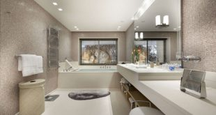 Awesome 30 Modern Bathroom Design Ideas For Your Private Heaven - Freshome.com modern bathroom design