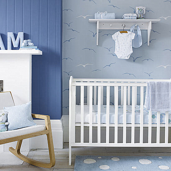 Awesome Baby Boy Nursery Ideas room design ideas for baby boy