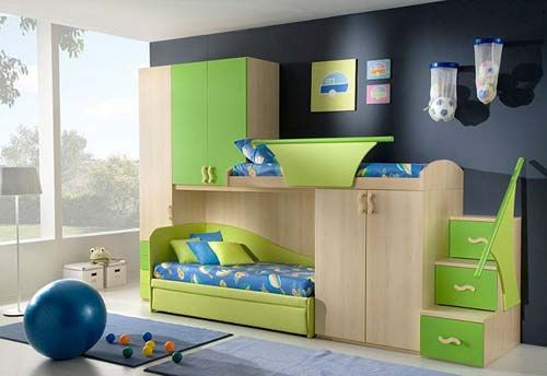 Awesome ... bunk beds with storage uk ... kids bunk beds with storage