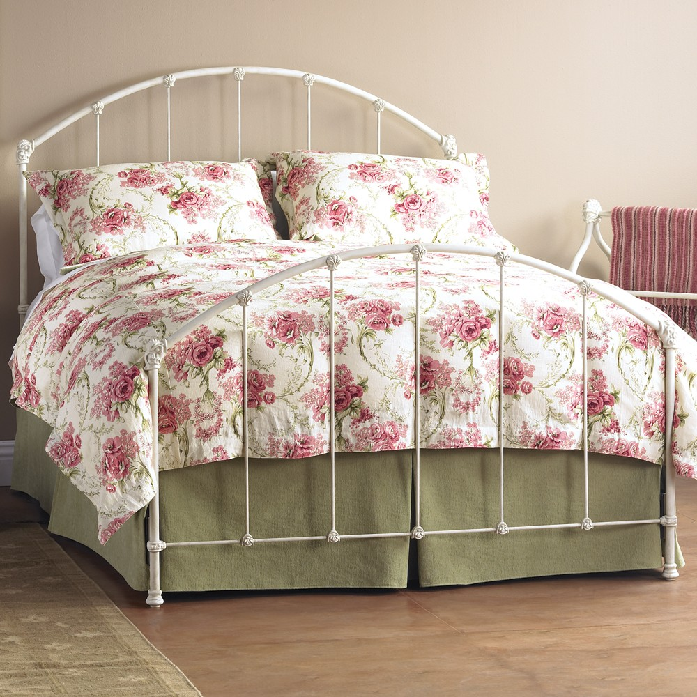 Awesome Coventry Iron Bed by Wesley Allen iron bed frames
