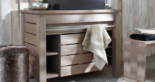 Awesome Freestanding Bathroom Furniture Drawers; Freestanding Bathroom Furniture  Modern ... oak bathroom furniture freestanding