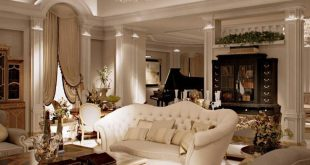 Awesome Grand spacious and opulent living room incredibly large for your big family elegant living rooms