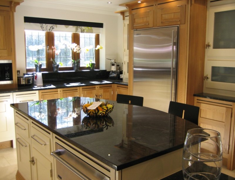 Awesome Granite kitchen; Granite worktop ... kitchen work tops granite