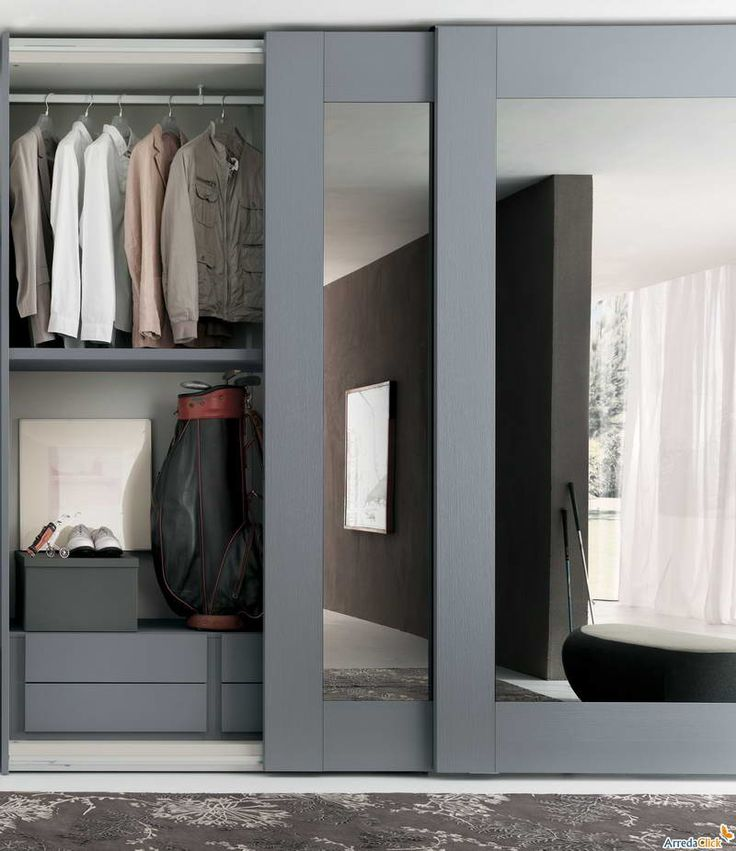 Getting an exotic closet sliding door into your home