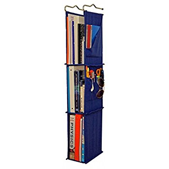 Awesome Locker Ladder Locker Organizer Hanging Shelves, Sewn and Assembled in USA locker organizer shelves