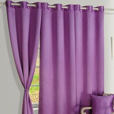 Awesome Lris Orchid Blackout Curtains- Make revive your senses with the latte  coffee lilac blackout curtains