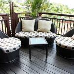 Have A Deck Furniture Of Your Own