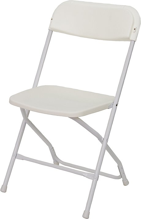 Awesome Plastic Folding Chair | EventStable.com plastic folding chairs