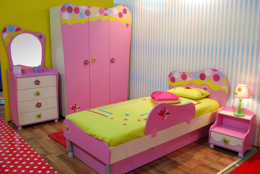 Make your kid happy with naughty and inspiring kid room ideas