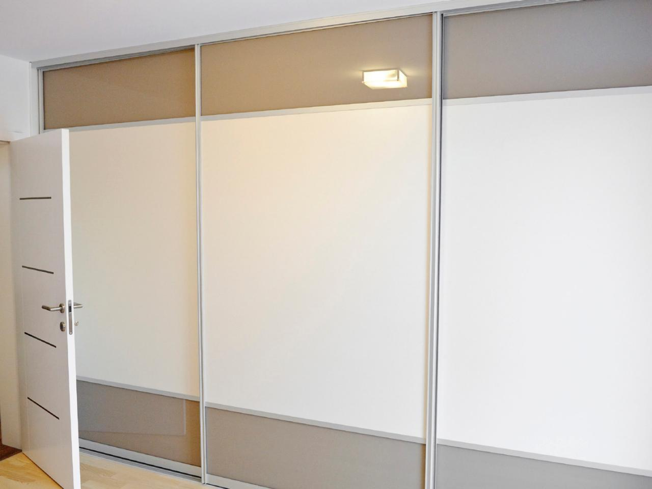 Awesome Sliding Closet Doors: Design Ideas and Options replacement sliding wardrobe doors