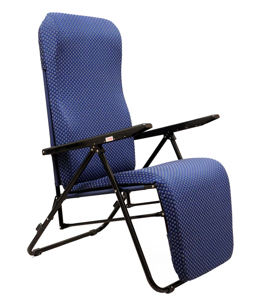 Awesome Tulip Recliner Blue ... tulip recliner chair
