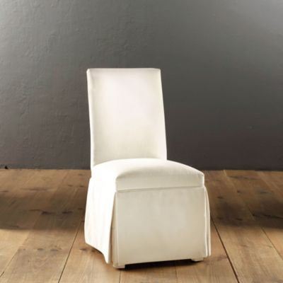 Awesome Upholstered Parsons Chair | Ballard Designs upholstered parsons chairs