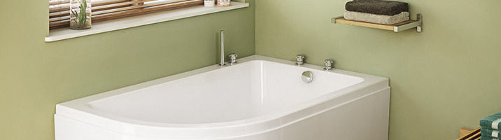 Awesome What type of bath should I choose for a small bathroom? baths for small bathrooms