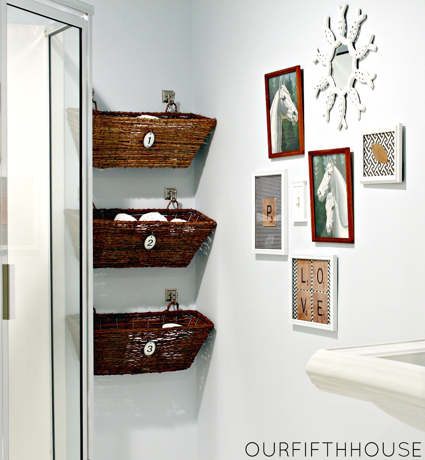 Modern 12 Small Bathroom Storage Ideas - Wall Storage Solutons and Shelves for bathroom organizers for small bathrooms