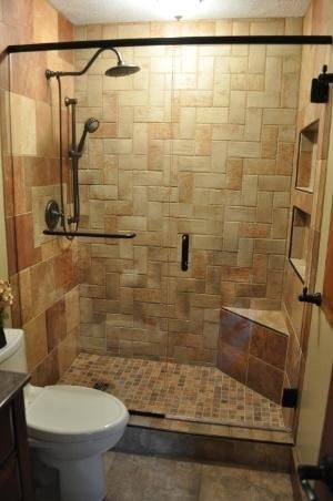 Best 25+ best ideas about Small Bathroom Showers on Pinterest | Small master bathroom bathroom shower remodel ideas