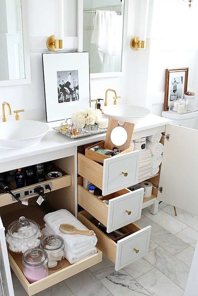Best Marcus Design. Bathroom Vanity ... bathroom vanity organizers