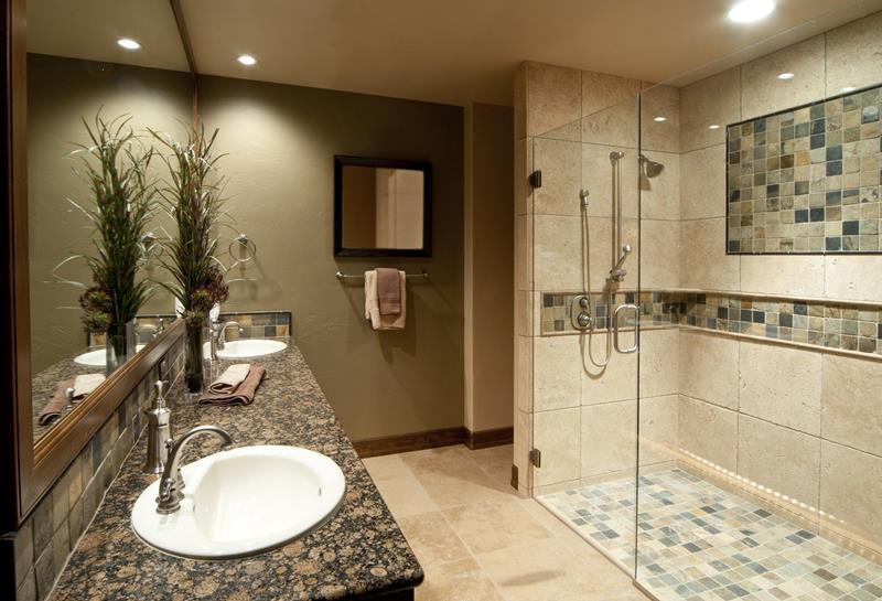 Amazing 37 Bathrooms With Walk In Showers-1 bathrooms with walk in showers