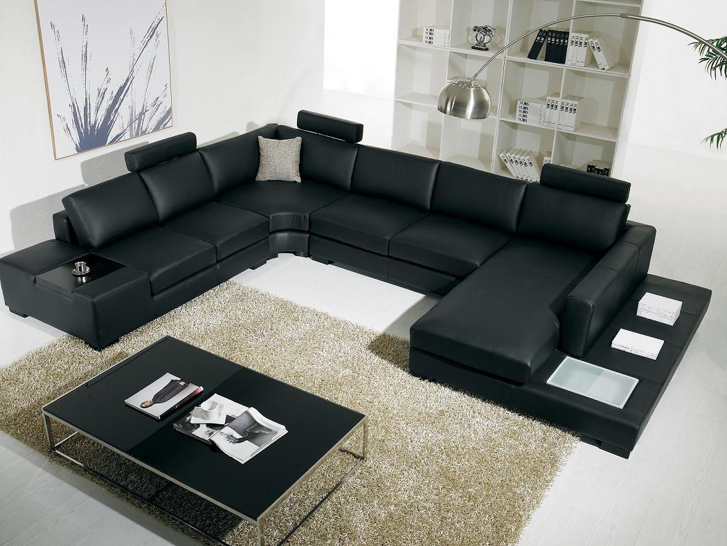 Beautiful 16 Leather Sofas for Modern Living Room Design modern sofas for living room
