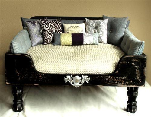 Beautiful 17 Best images about Dog Beds u0026 Furniture on Pinterest | Luxury designer, dog bed furniture