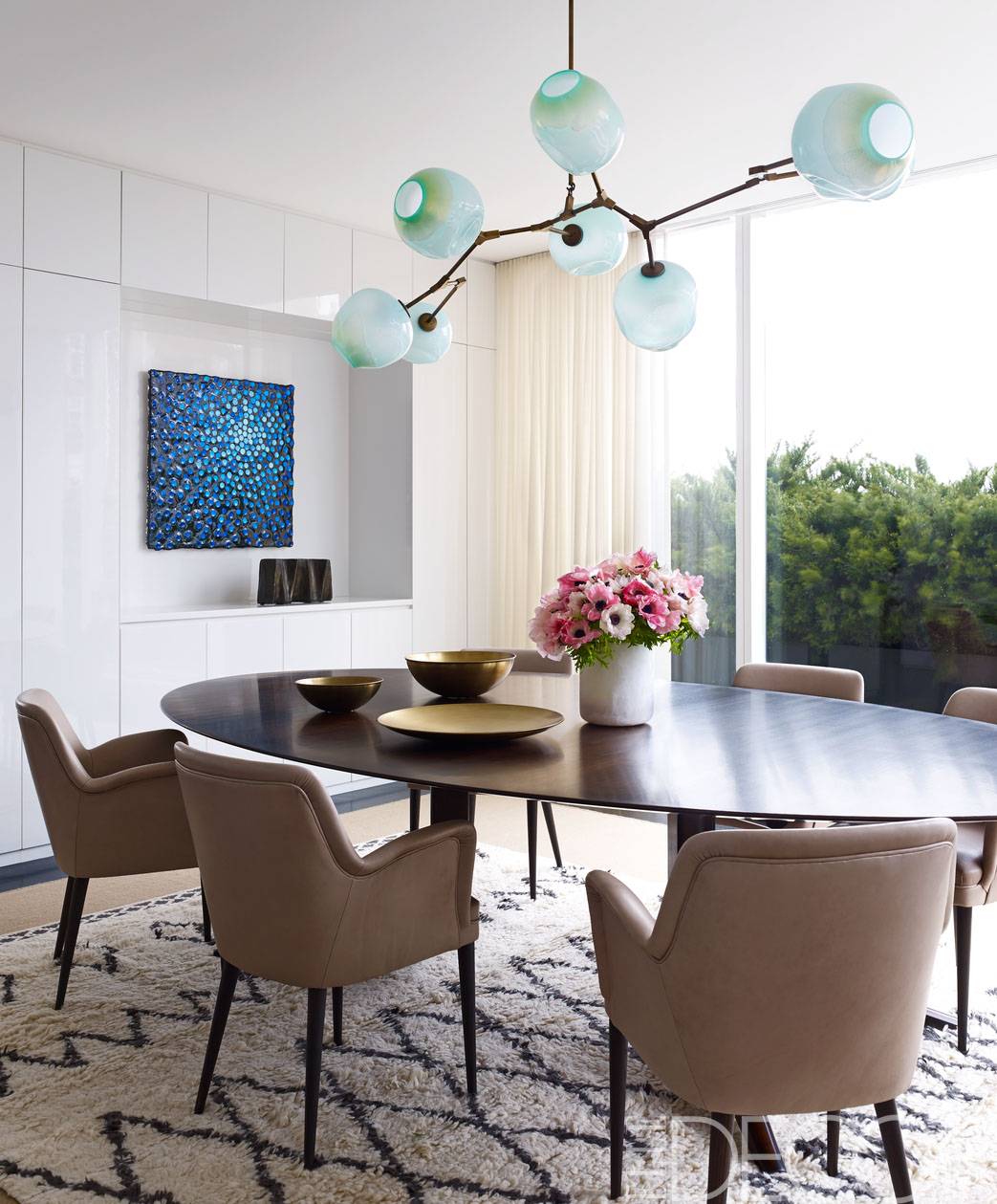Beautiful 25 Modern Dining Room Decorating Ideas - Contemporary Dining Room Furniture modern dining room design ideas